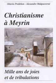 Couverture Christianisme A Meyrin